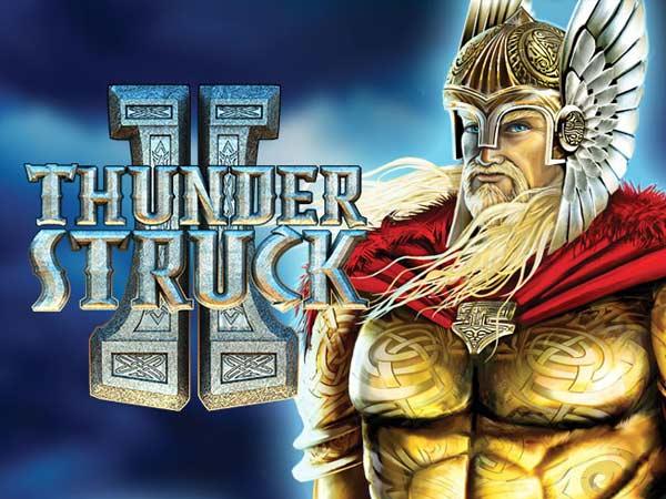 play Thunderstruck 2 slot for free online
