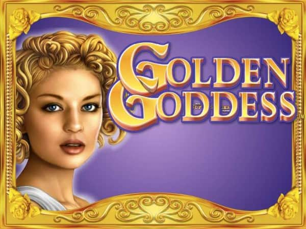 play for free golden goddess online slot by igt casino