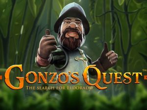 play gonzos quest slot machine for free