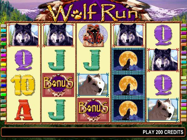 demo mode play wolf run slot machine for free online