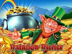 rainbow riches slot free play online in demo mode