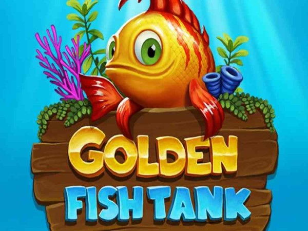 play golden fish tank slot game in demo mode for free
