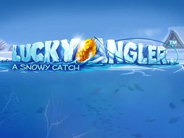 play lucky angler slot machine online in demo mode