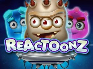 play reactoonz slot machine for free in demo mode