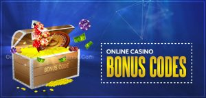 bonus codes casino