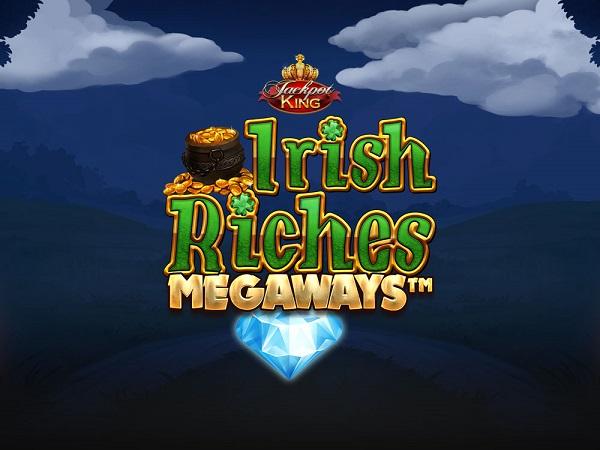 play irish riches megawaysslot for free