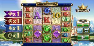 play kingmaker megaways slot online for free