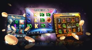 slot machines in online casinos