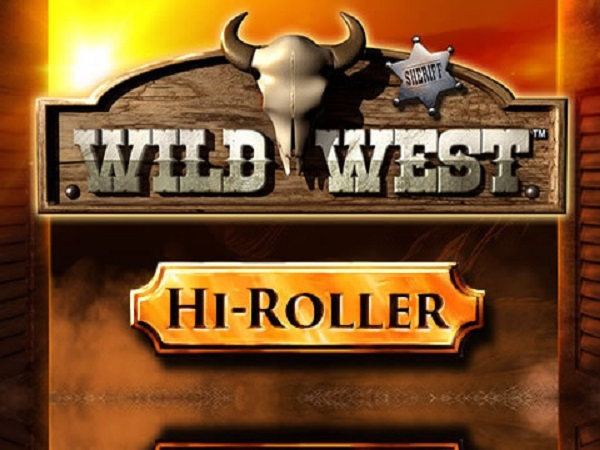 wild west slot machine free play