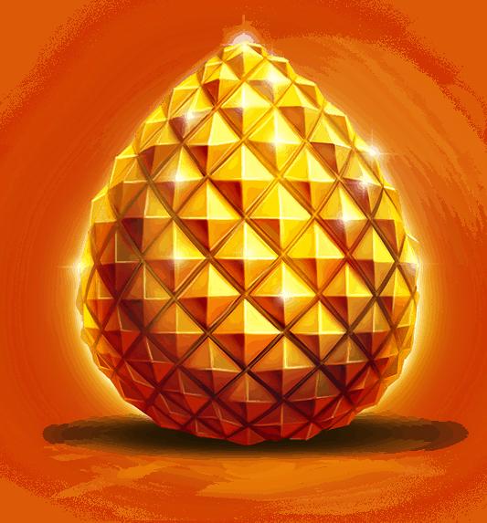 dragons fire slot egg symbol