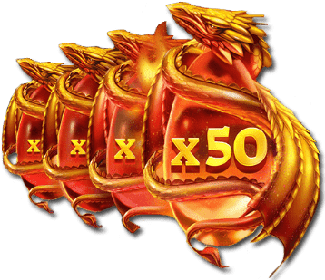 dragons fire slot x50 multiplier