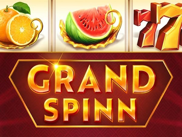 play grand spinn slot for free