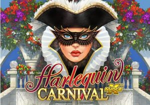 harelquin carnival slot machine