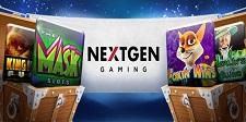 next gen gaming slots provider
