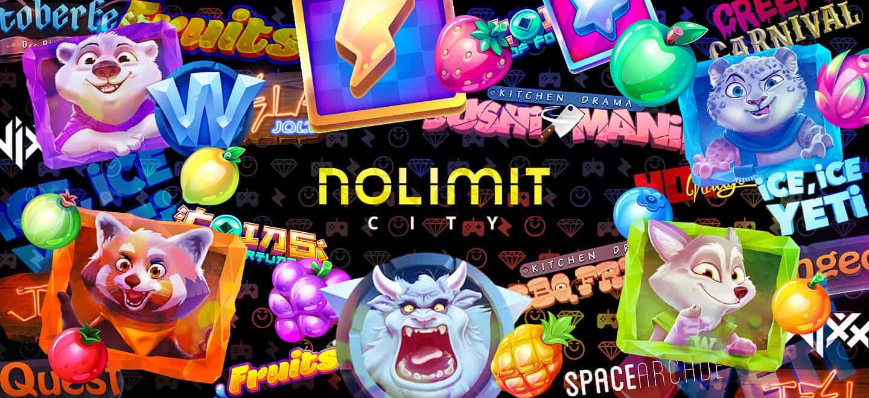 nolimit city slot machines