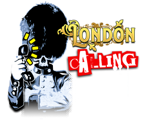 punk rocker slot london calling