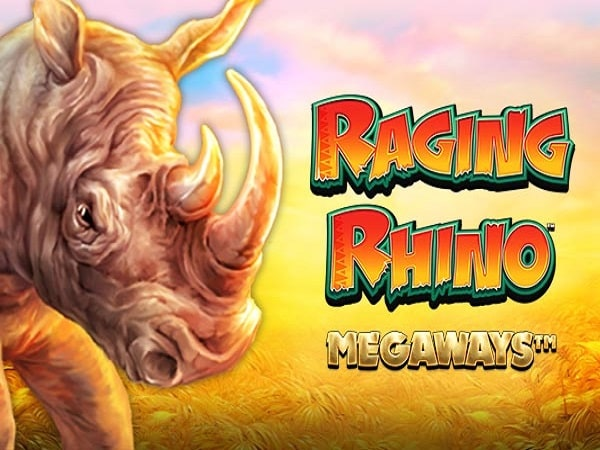 play raging rhino megaways online for free