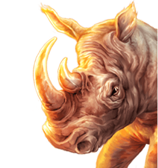 raging rhino megaways slot machine