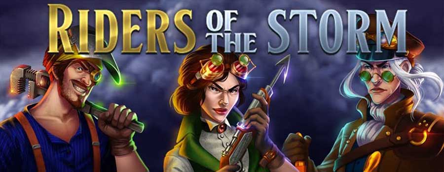 play riders of the storm slot for free online