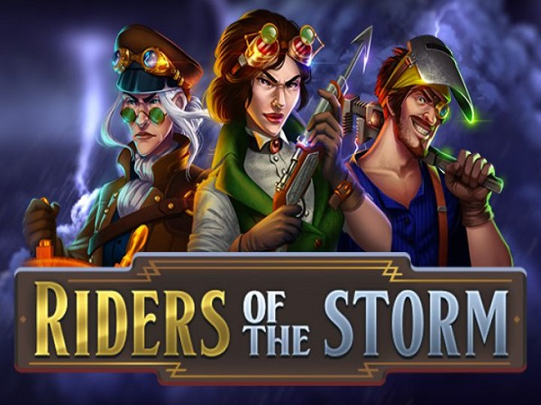 play riders of the storm slot for free