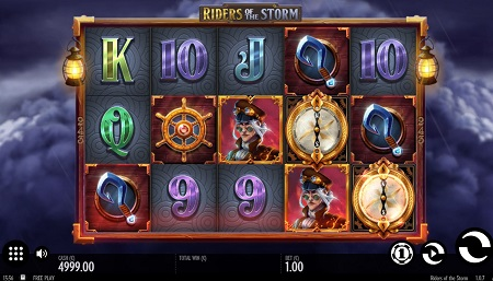 riders of the storm slot play free