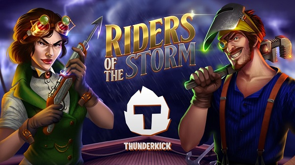 riders of the storm slot machine by thunderkick