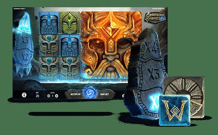 asgardina stones slot machine review