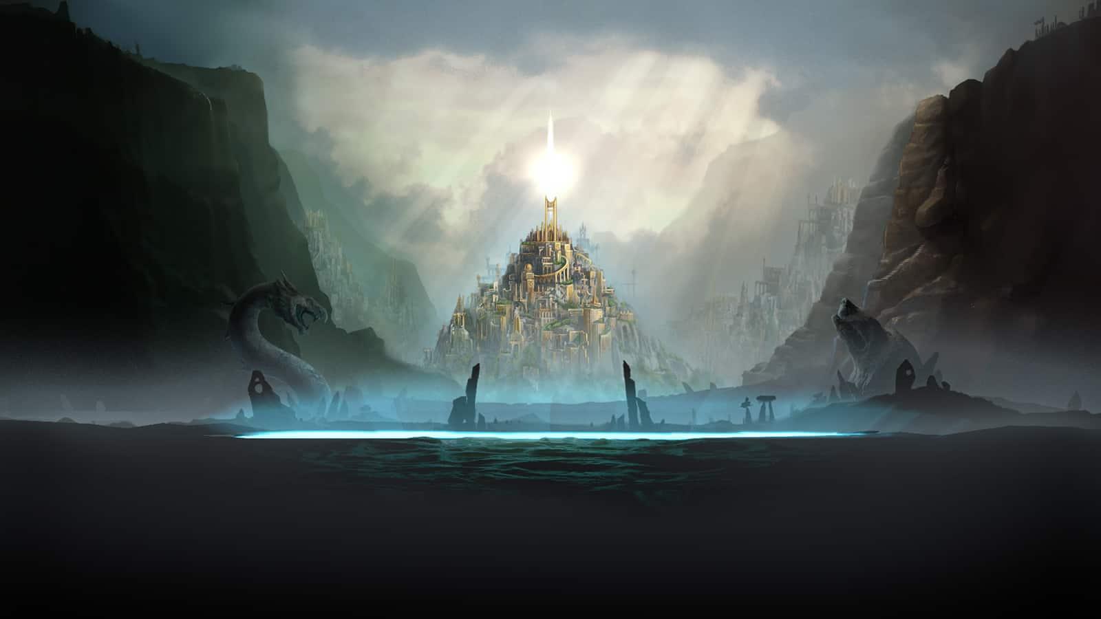 asgardian slot theme