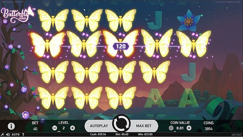 butterfly staxx slot respins