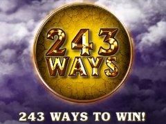 243 ways to win slot machines