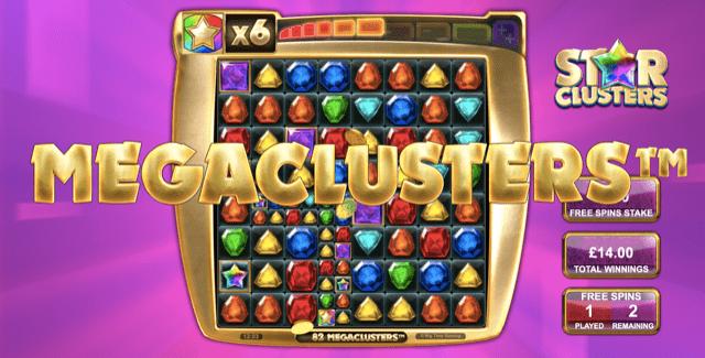 megaclusters slots big time gaming