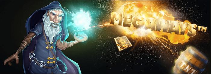megaways slot machines