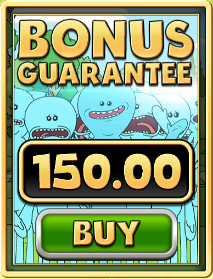 rick and morty megaways bonus buy option