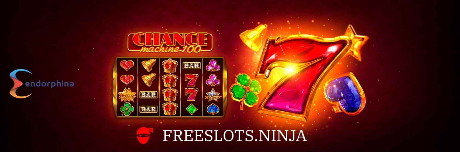 endorphina chance machine 100 slot