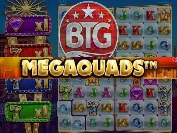 megaquads slots review