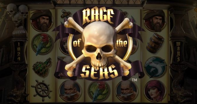 rage of the seas slot free play online