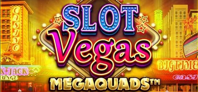 slot vegas megaquads slot machine big time gaming